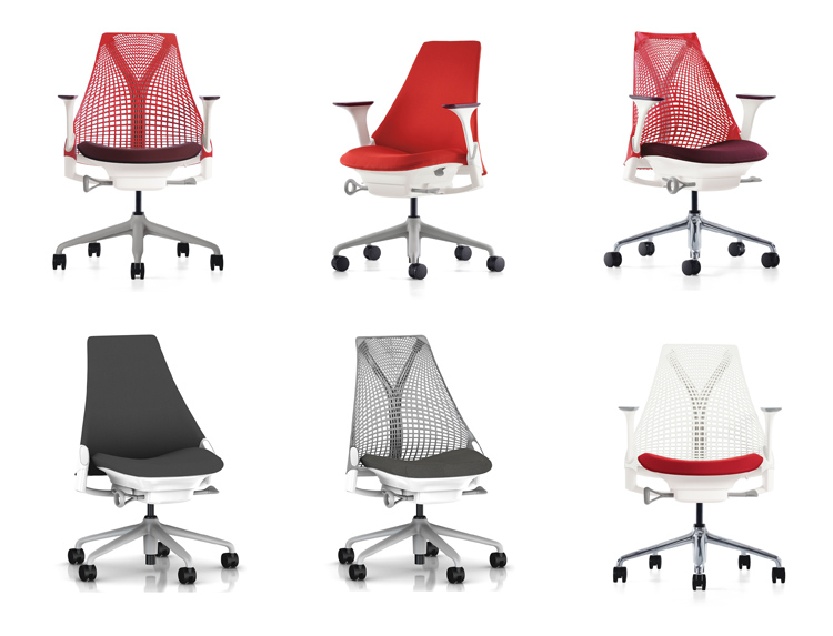 Herman Miller Aims at Office Depot With 399 Task Chair  : Sayl Chairs Comp <strong>Best</strong> Office Chair Staples from www.fastcodesign.com size 750 x 573 jpeg 142kB