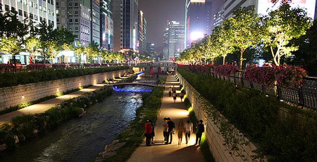 Seoul River