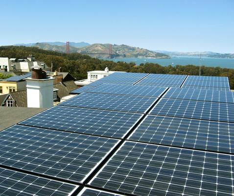 SolarCity San Francisco residence