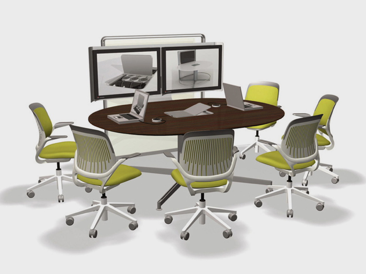 How Steelcase Redesigned The 21st Century College