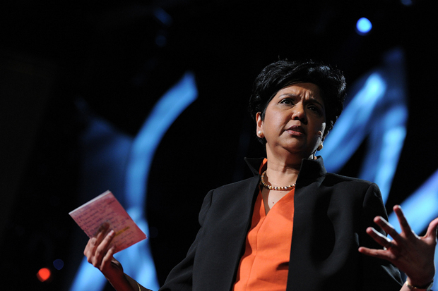 TED Indra Nooyi talk