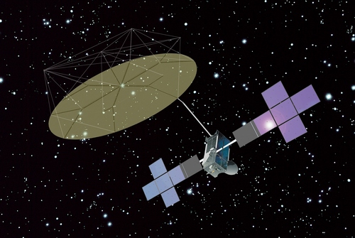 TerreStar satellite