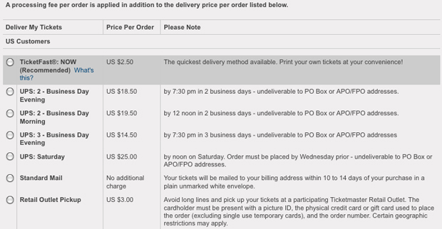 how to cancel an order on ticketmaster
