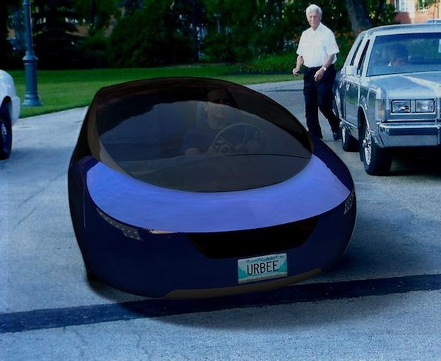 Машина на 3д-принтере