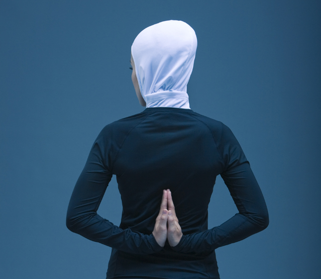 hijab-yoga