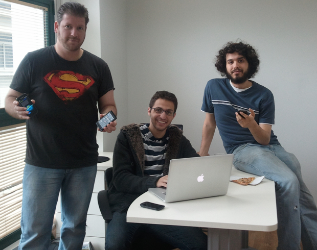 Shai Magzimof and team