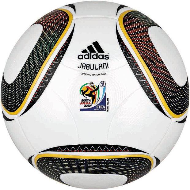 World Cup: Adidas Jabulani Ball Promises Higher Scores, Anguished