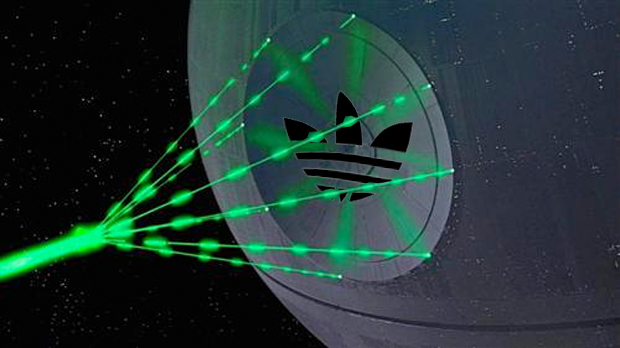 Adidas Death Star