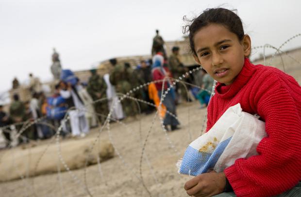 British international aid