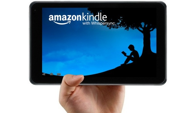 kindle tablet