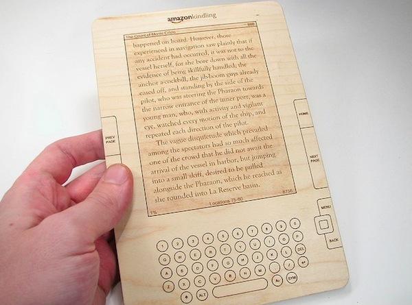 Amazon Kindling