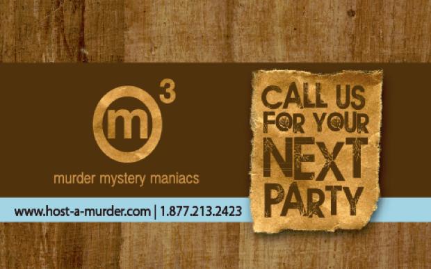 Murder Mystery Maniacs