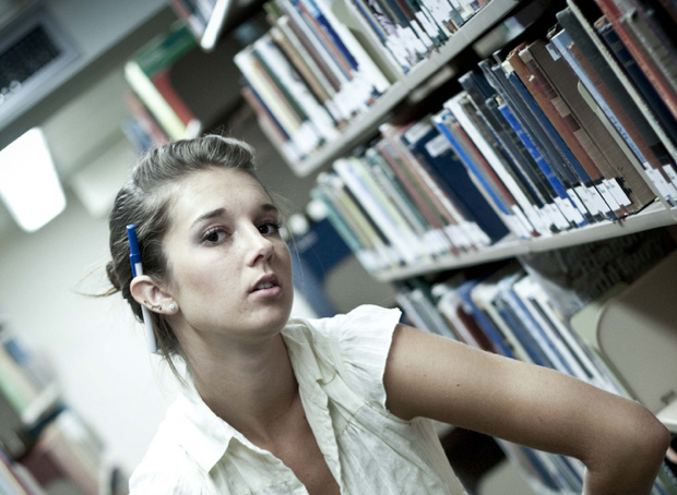 That Hot Librarian Fantasy A New App Makes It Even Hotter