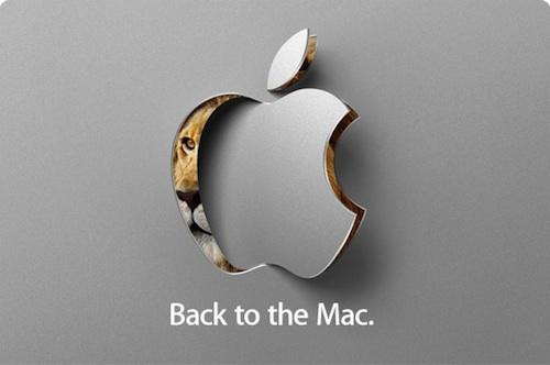 Mac OSX 10.7