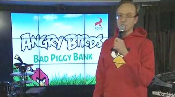Angry Birds bad piggybank