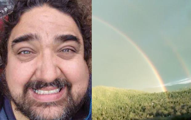 Drugs and Rainbows Beartop