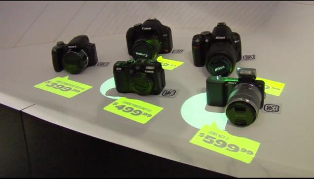 Best Buy cameras