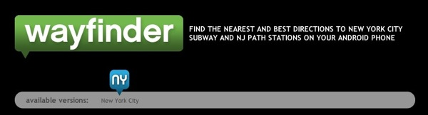 WayFinder NYC