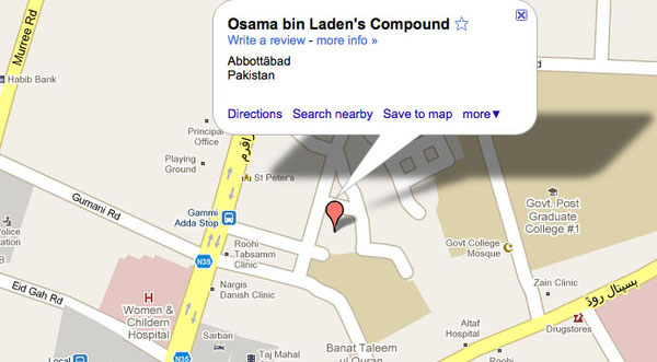 osama bin laden compound in. Osama Bin Laden Dead,