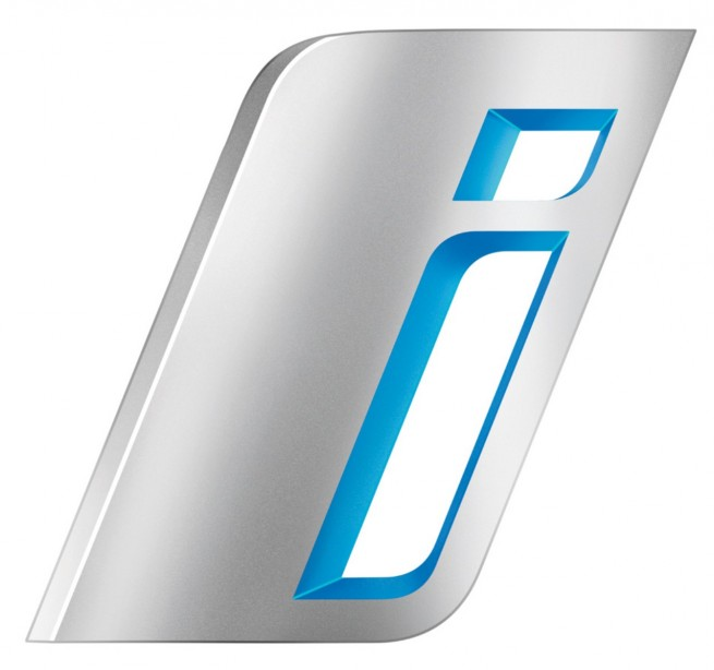 BMW i new logo