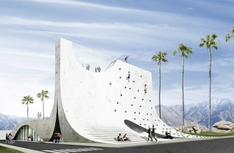 Climbing Wall Design Company : A virtual community that s defining the future of