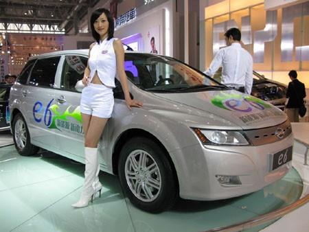 Chinese EV