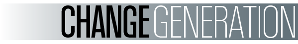 Change Generation Logo