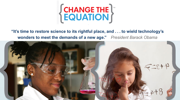 Change the Equation