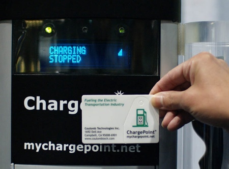 Ford ChargePoint