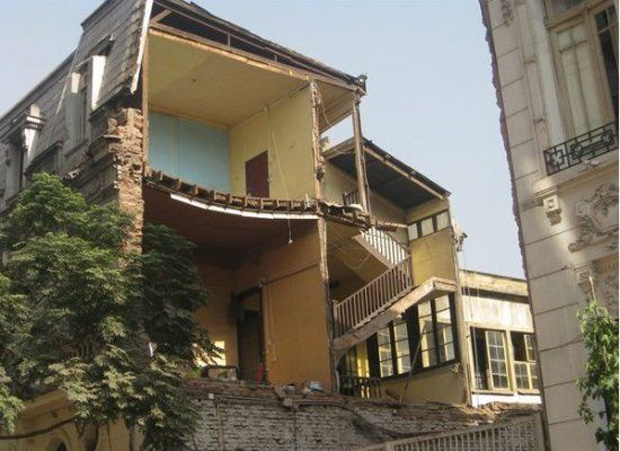 Building Codes In Chile For Earthquakes