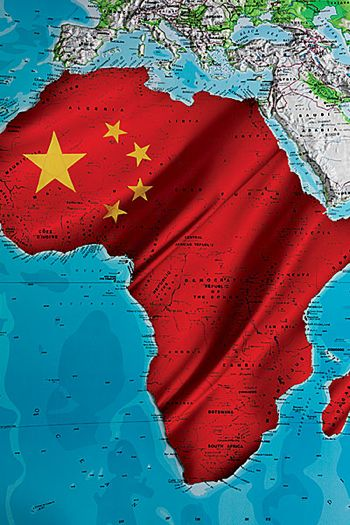 China Africa