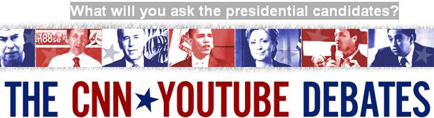 CNN YouTube presidential debate