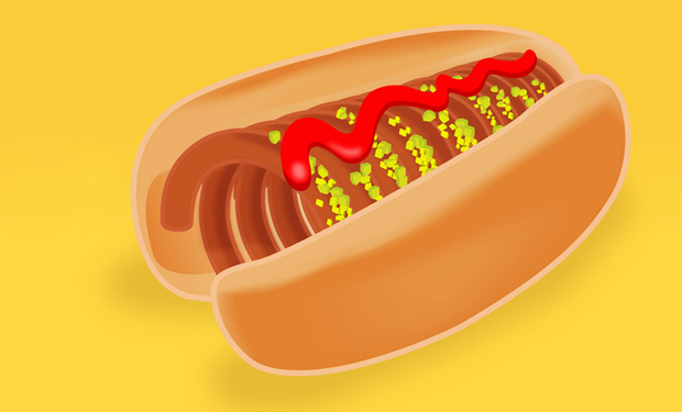 hot dog redesign