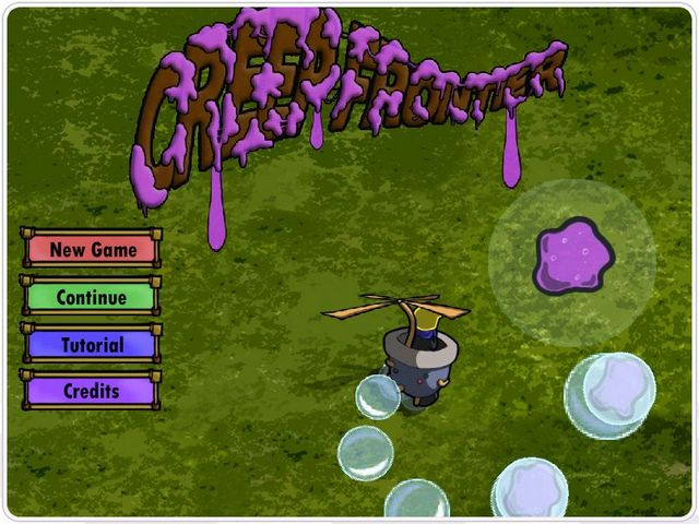 cystic fibrosis game screenshot