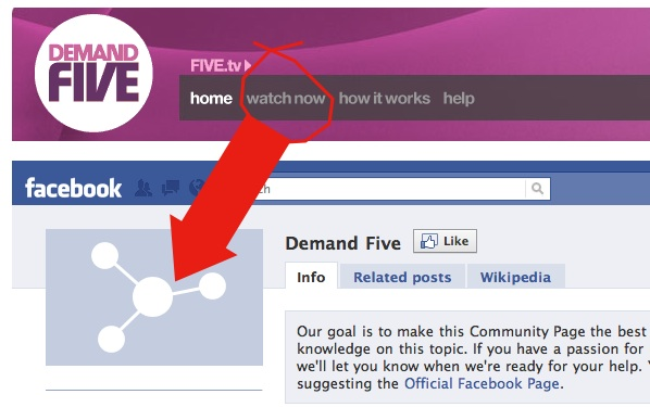 Channel Five Facebook