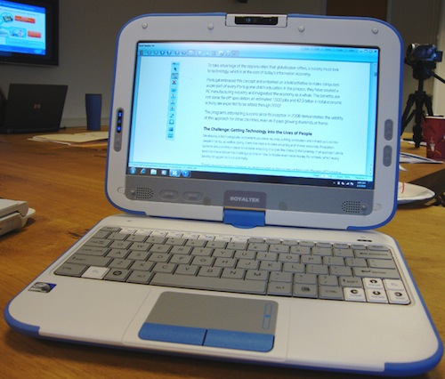Intel Classmate