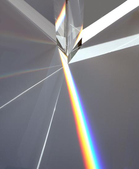 Rainbow Church by Tokujin Yoshioka