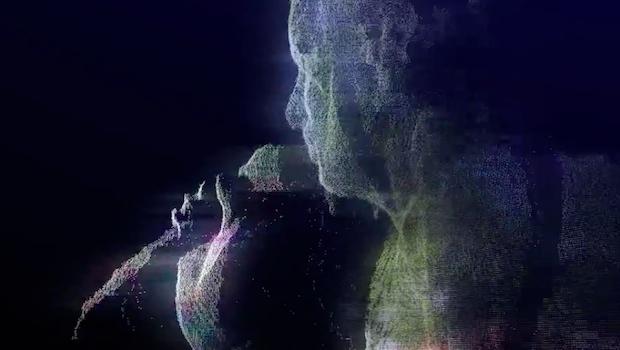 Echo Lake Kinect hack video Radiohead