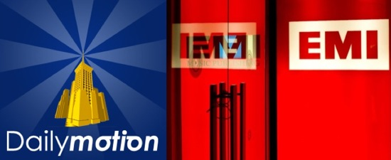 EMI Dailymotion