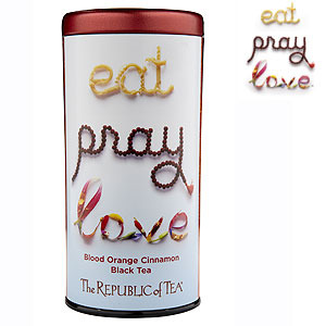 Eat Pray Love tea
