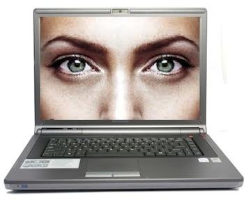 eyetracking Lenovo Tobii