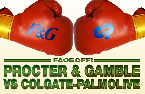 Procter Colgate faceoff