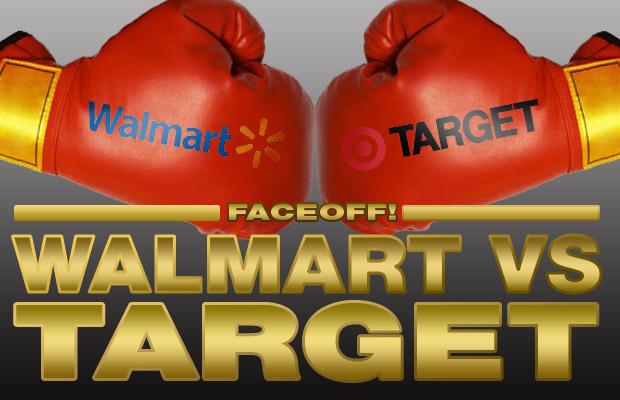 Walmart vs. Target