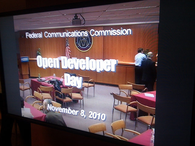 FCC Open Dev Day