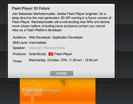 Adobe Flash 3D