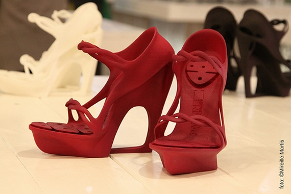 Pauline Van Dongen shoes