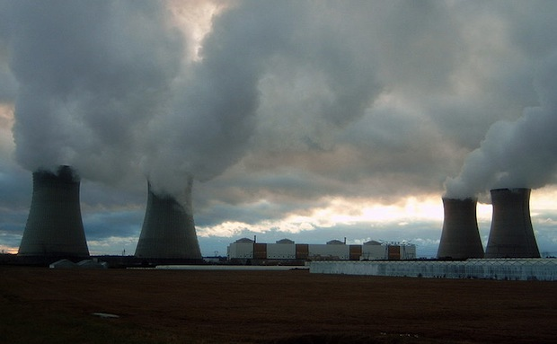 nuke power station France
