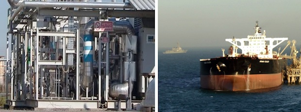 fuel cell ships