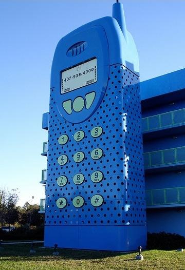 giant phone