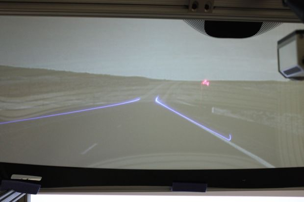 General Motors Augmented Reality